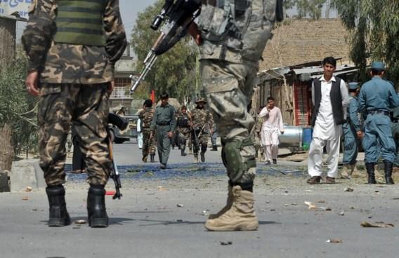 Afghanistan: Negen doden bij twee bomaanslagen