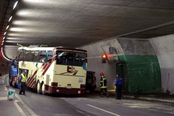 'Tunnel heeft veiligheidsgebreken'