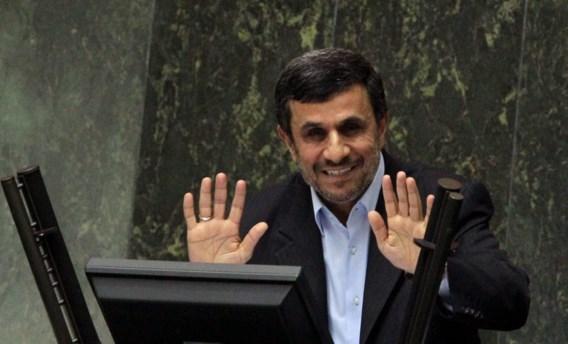 Iraans parlement woedend op Ahmadinejad