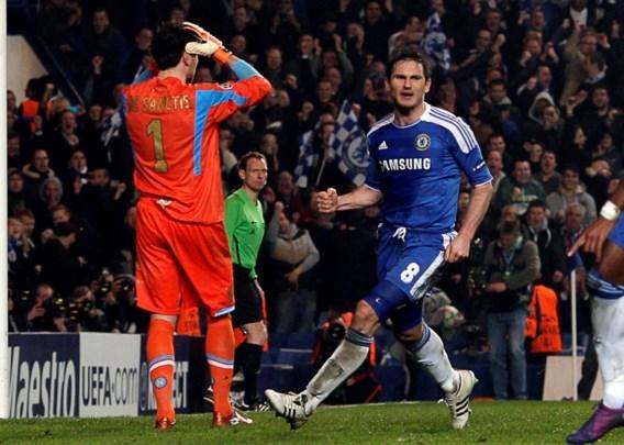 Chelsea knikkert na verlengingen Napoli uit Champions League