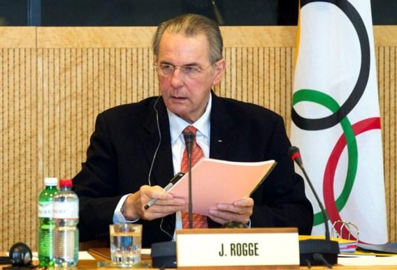 Jacques Rogge: 'Geen zorgen om hoge kosten voor Olympische Spelen'