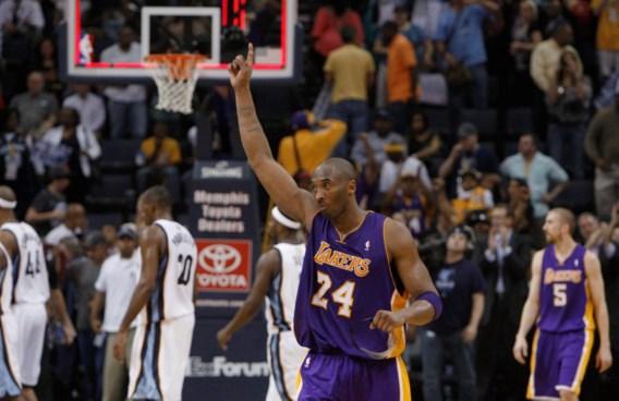Lakers na verlengingen voorbij Grizzlies