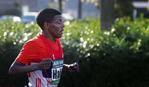 39-jarige Haile Gebrselassie bergt olympische droom op
