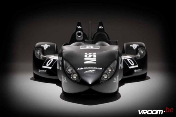 Nissan DeltaWing: revolutie in 24 uren van Le Mans