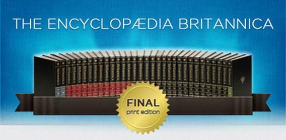 Encyclopaedia Britannica stopt de persen