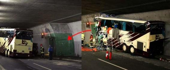 Veiligheidscamera's hebben ongeval gefilmd