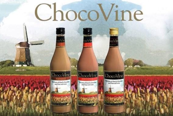 Nederlandse chocoladewijn is populair drankje in VS