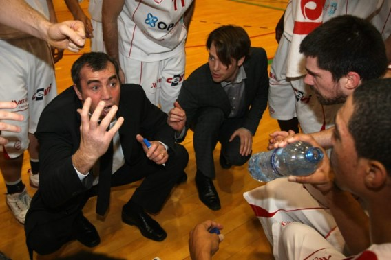 Basketbalclub Gent degradeert naar tweede divisie