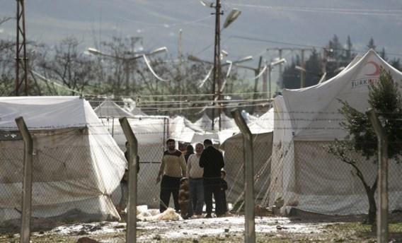 Duizenden Syriërs vluchten naar Turkije