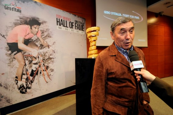 Eddy Merckx in verdenking gesteld voor corruptie