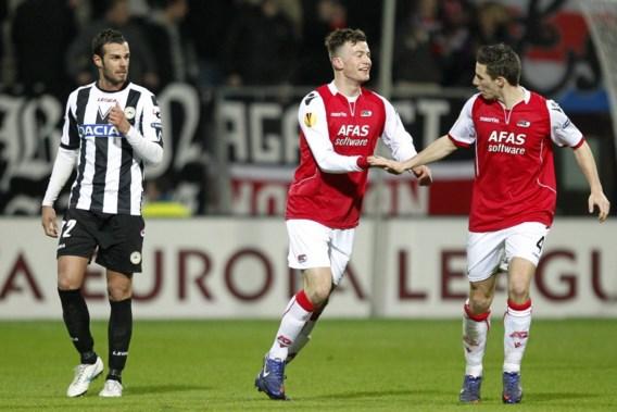 AZ ontmoet Valencia in kwartfinales Europa League