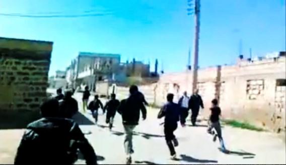 Syrisch leger opent offensief tegen Daraa