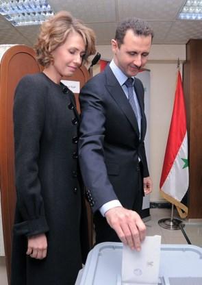 E-mailverkeer Assad in handen van The Guardian