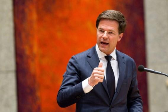 Rutte: 'Het is niet aan Europese politici om einde te maken aan meldpunt'