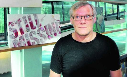 Eric Geijsbregts wil de verdwijning van zijn dochter, nu 21 jaar geleden, onder de aandacht houden.vrs