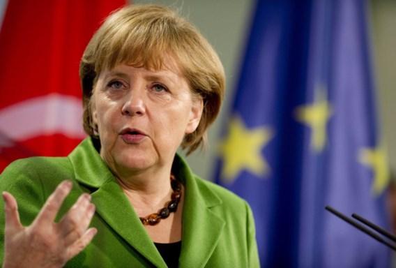 Merkel schuift Schäuble naar voor als voorzitter eurogroep