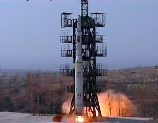 Zuid-Korea bereid om Noord-Koreaanse raket neer te halen