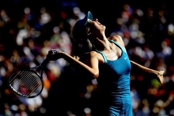Ana Ivanovic treft Maria Sharapova in halve finale Indian Wells