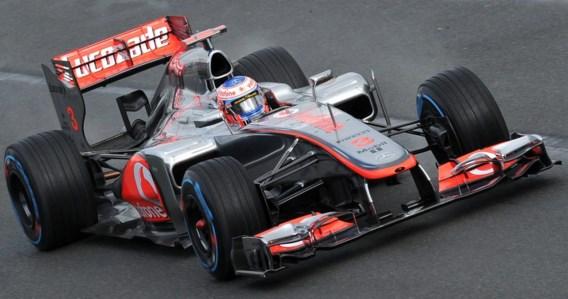 Jenson Button snelste in eerste vrije oefensessie GP van Australië