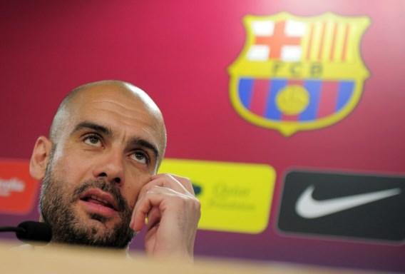 Pep Guardiola: 'AC Milan wordt ongelofelijk zware opdracht'