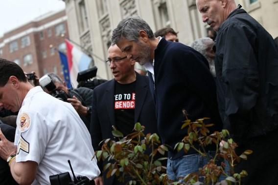 George Clooney gearresteerd