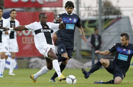 Defour start eindelijk nog eens in de basis bij Porto