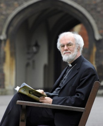 Aartsbisschop van Canterbury treedt af