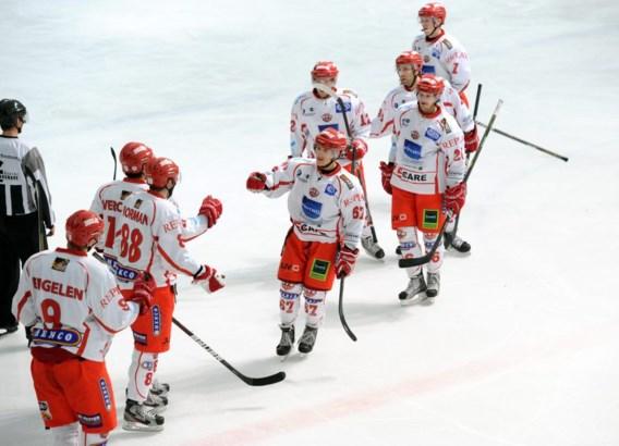 Herentals is Belgisch kampioen ijshockey