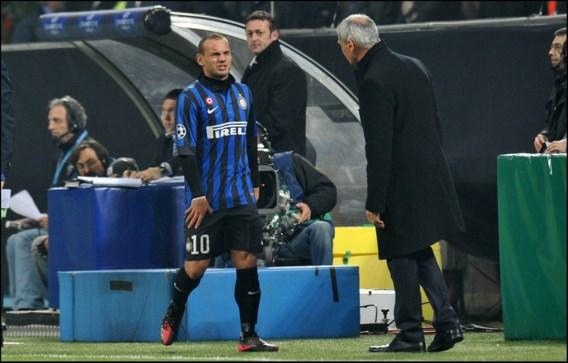 Wesley Sneijder van Inter naar AC Milan?