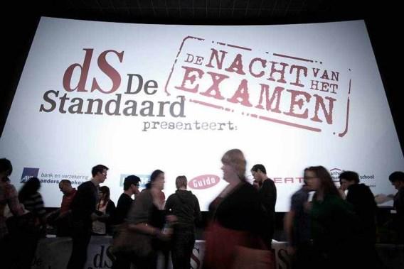 Nacht van het Examen in Antwerpen