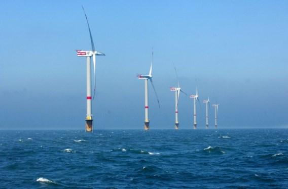 Bouw windmolenpark C-Power gaat tweede fase in