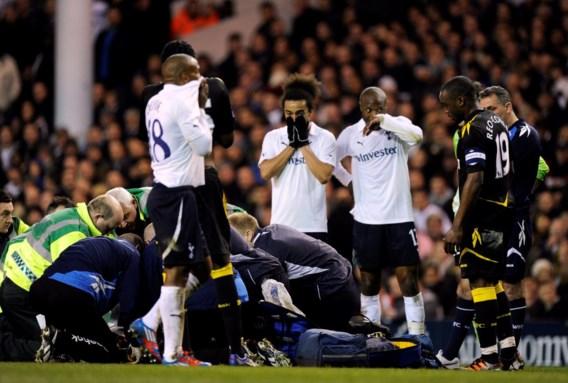 Premier League onderzoekt medische procedures na hartfalen Muamba