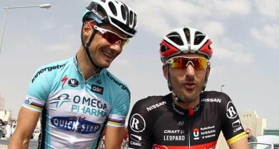 Nek-aan-nekrace tussen Boonen en Cancellara in de Ronde-Barometer - Stem ook en win!