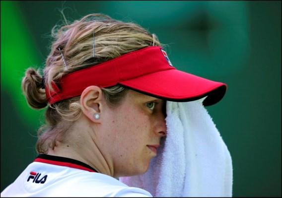 Kim Clijsters: 'Nee, ik stop nog niet met tennissen'