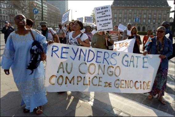 Reynders verdedigt Congo-reis