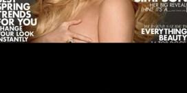 Zwangere Jessica Simpson gecensureerd