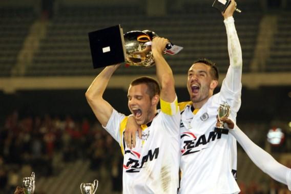 Vierde in play-off I mag Europa in als Lokeren play-off II wint