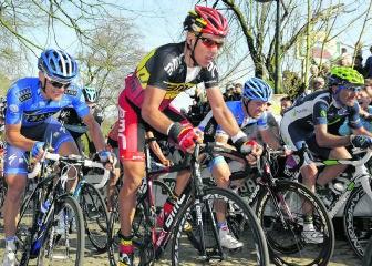 Philippe Gilbert: 'Het is plezanter koersen als je in vorm bent.'belga