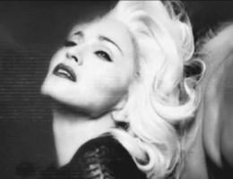 Nieuwe clip Madonna 'te sexy' voor YouTube