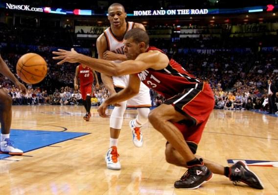 Oklahoma City zet ambities kracht bij met zege tegen Miami Heat