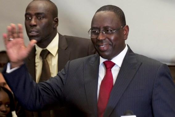 Macky Sall wint Senegalese presidentsverkiezingen
