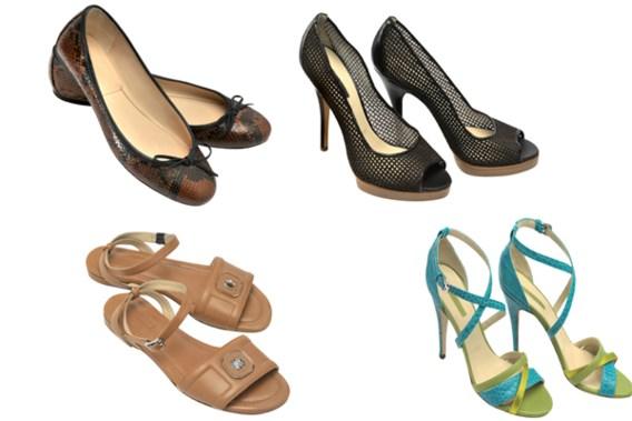 Een paar schoenen bij uw handtas van Longchamp?
