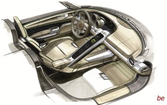 Porsche 918 Spyder: technologisch hoogstandje