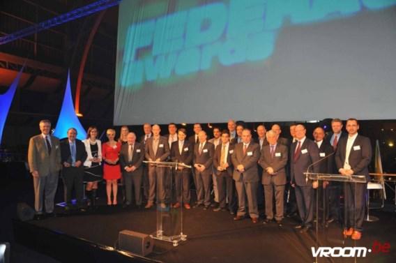 Federauto reikt haar Awards 2012 uit