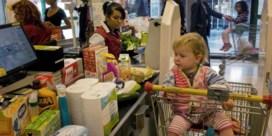 Marktaandeel Delhaize in België daalt verder ondanks omzetgroei