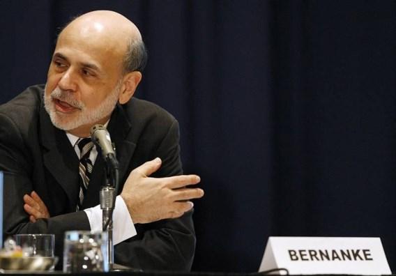 Bernanke voorzichtig over opfleurende Amerikaanse arbeidsmarkt