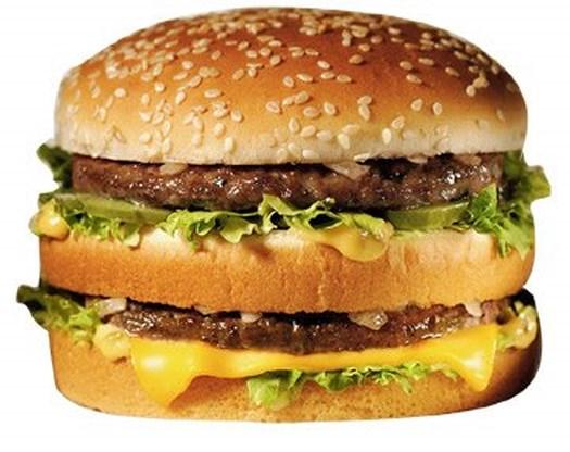 Blondje B.V. blijkt McDonald's