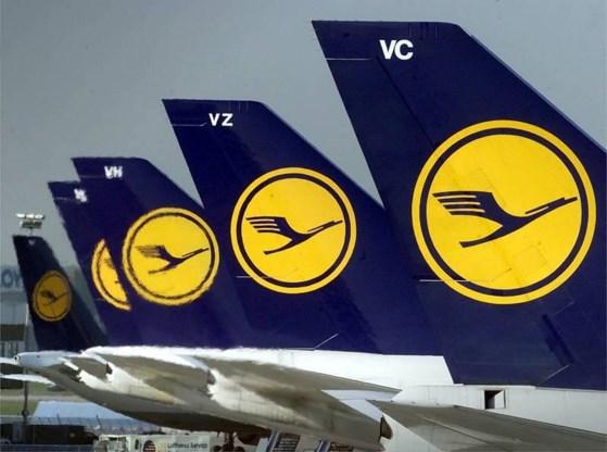 Lufthansa schrapt honderden vluchten wegens staking