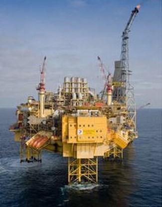 Total-boorplatform op Noordzee geëvacueerd na gaslek