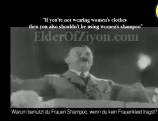 Hitler-reclamespot stopgezet na massaal protest